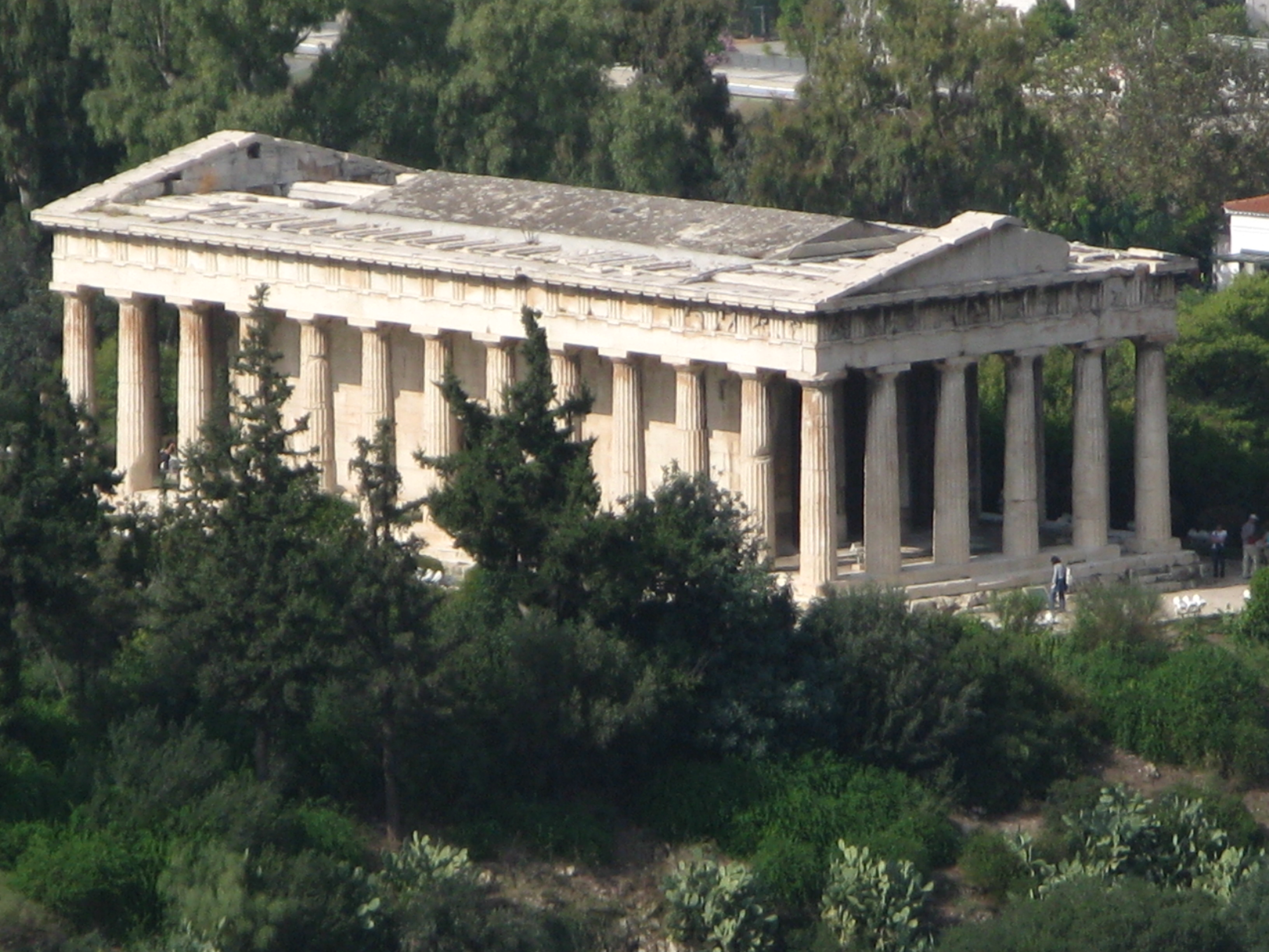 File:Temple of Hephaestus-Athens.jpg - Wikimedia Commons