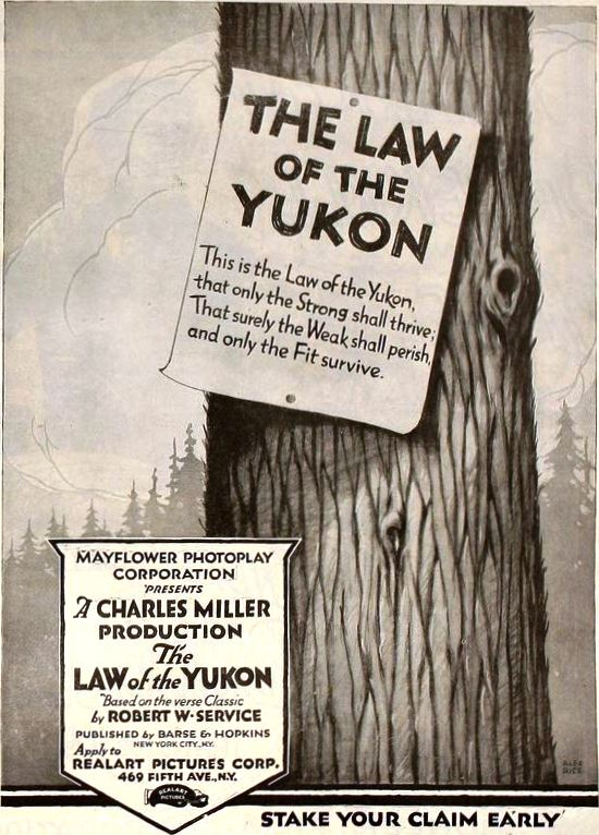 The Law Of The Yukon Wikipedia