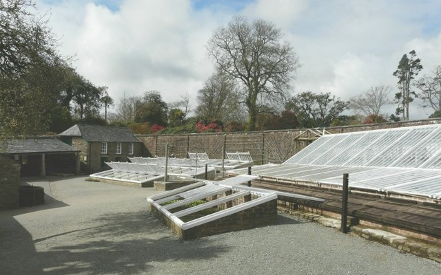 The Lost Gardens of Heligan - geograph.org.uk - 1298228