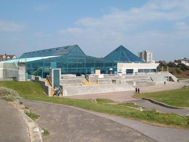 Portsmouth Pyramids Centre Wikipedia