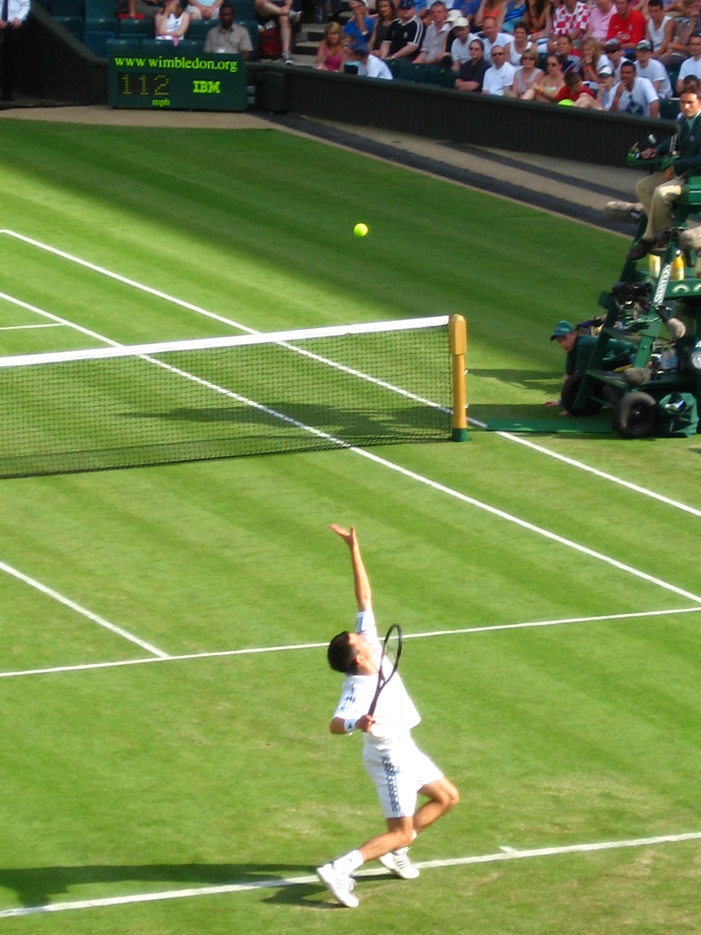 tennis wimbeldon