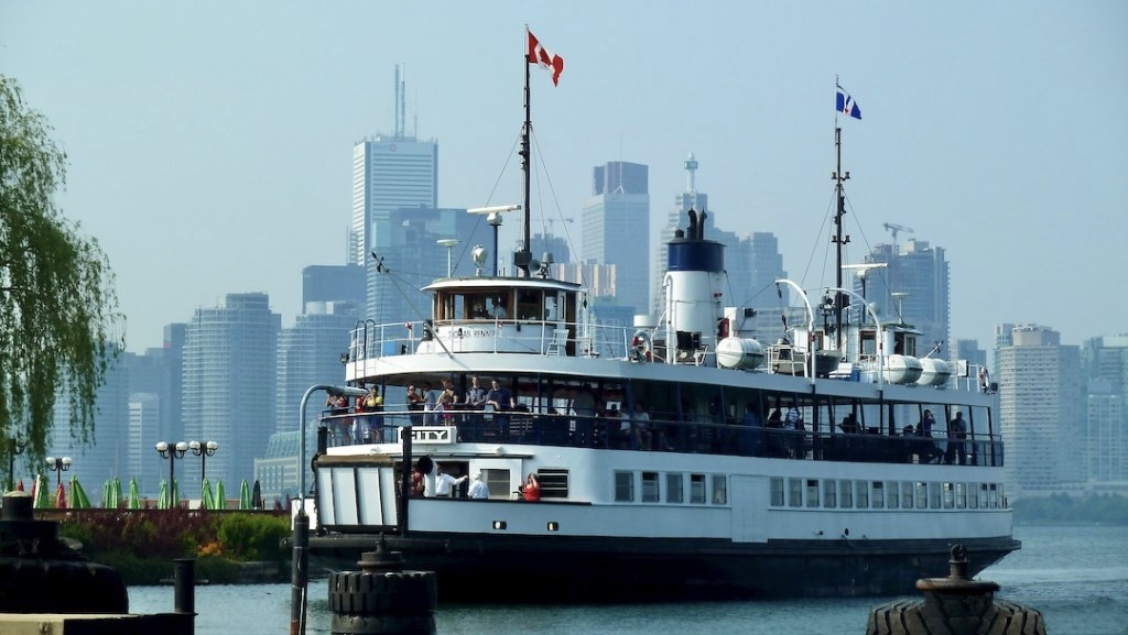 Toronto Island Ferry Tickets Buy