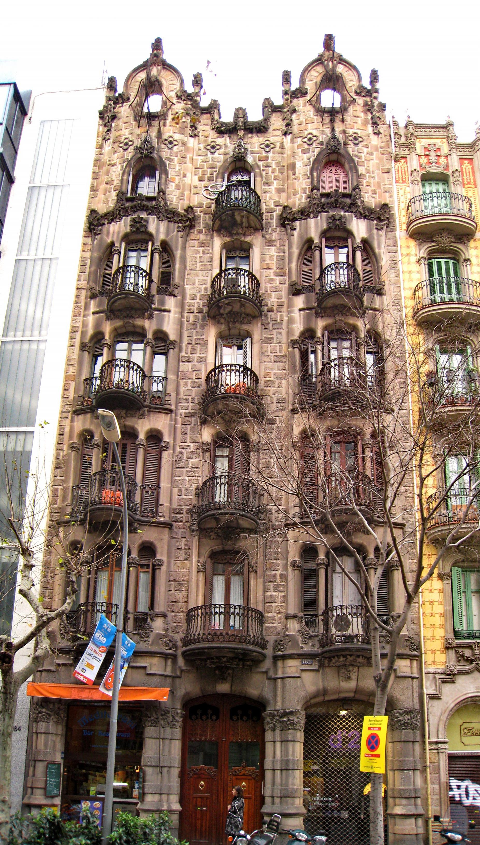 Discord barcelona and casa de campo on pinterest - Casa torres barcelona ...