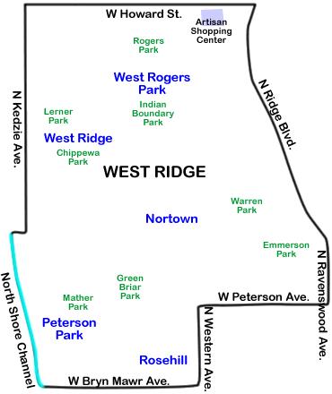 West Ridge, Chicago   Wikiwand