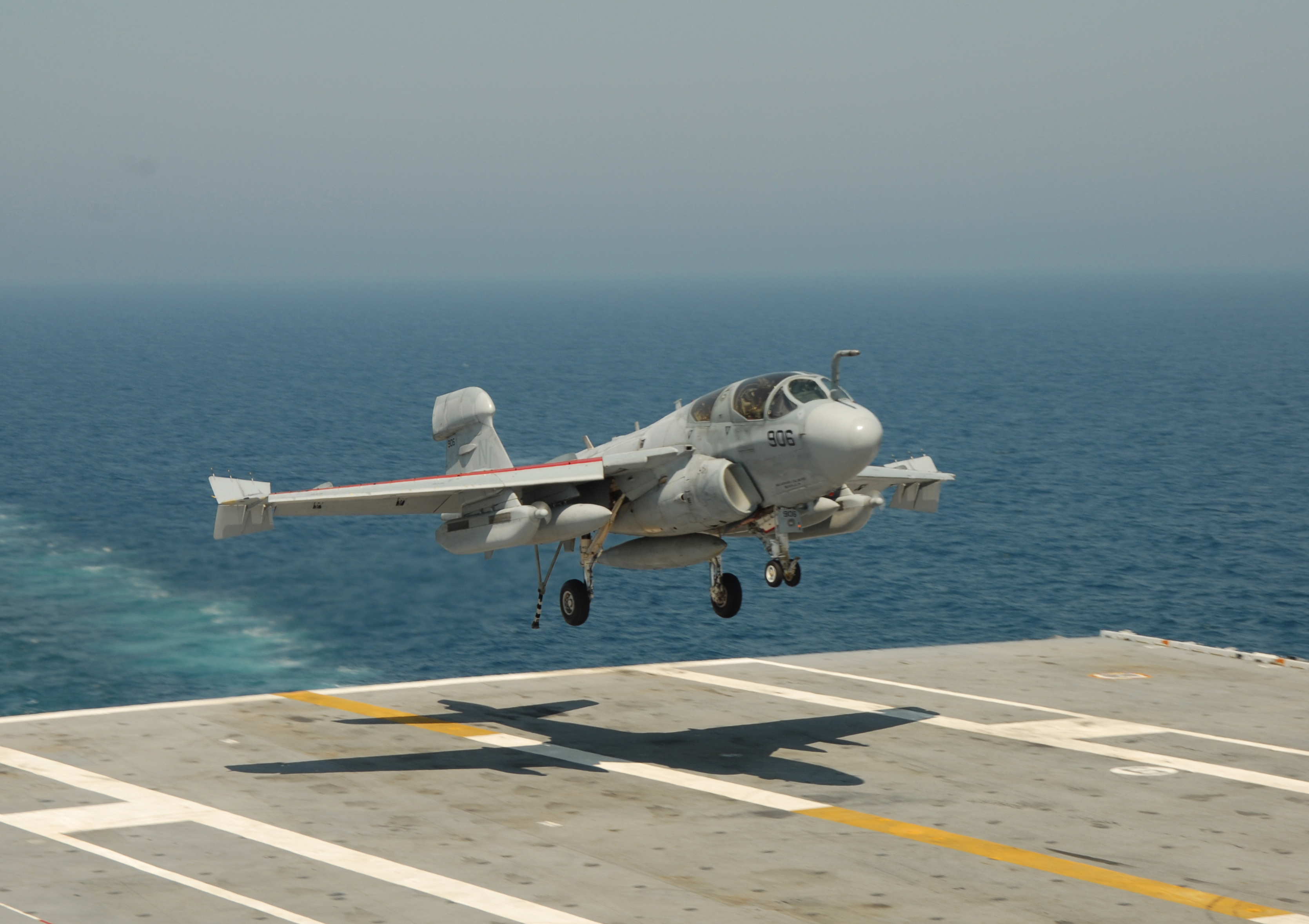 File:US Navy 090602-N-7656T-156 An EA-6B Prowler assigned ...