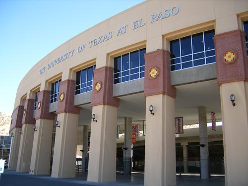University of texas at el paso for New durham media center