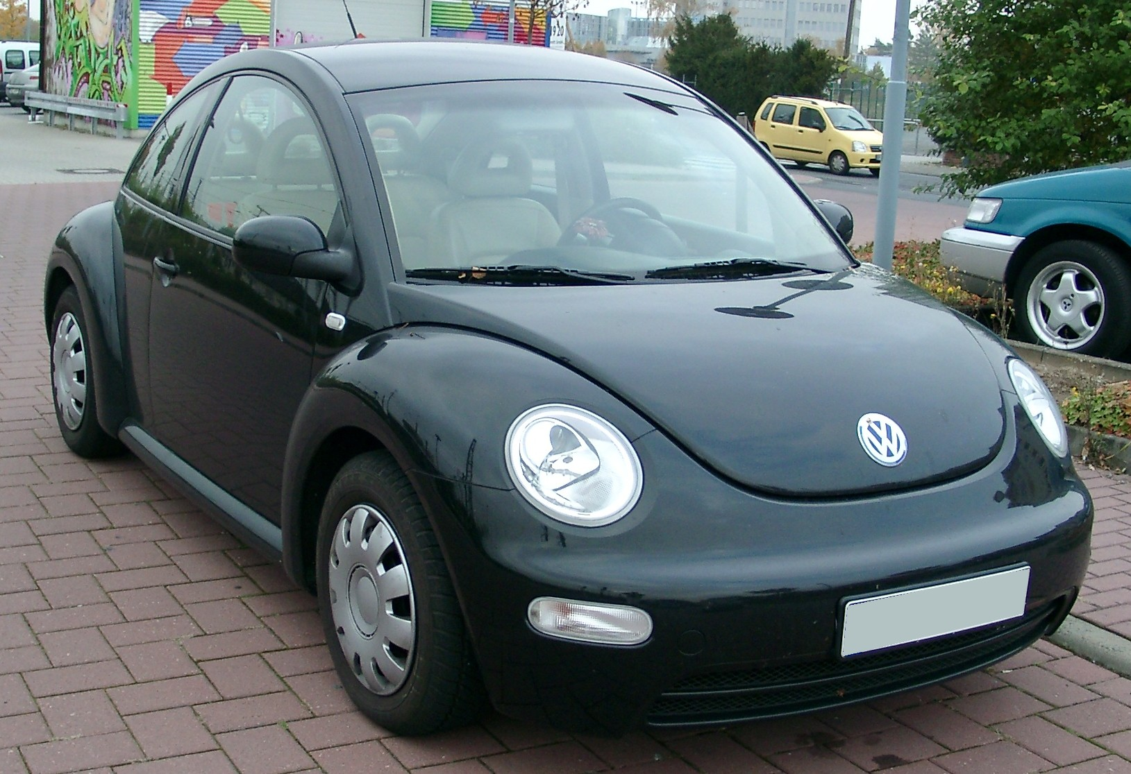 file vw new beetle front wikimedia commons. Black Bedroom Furniture Sets. Home Design Ideas