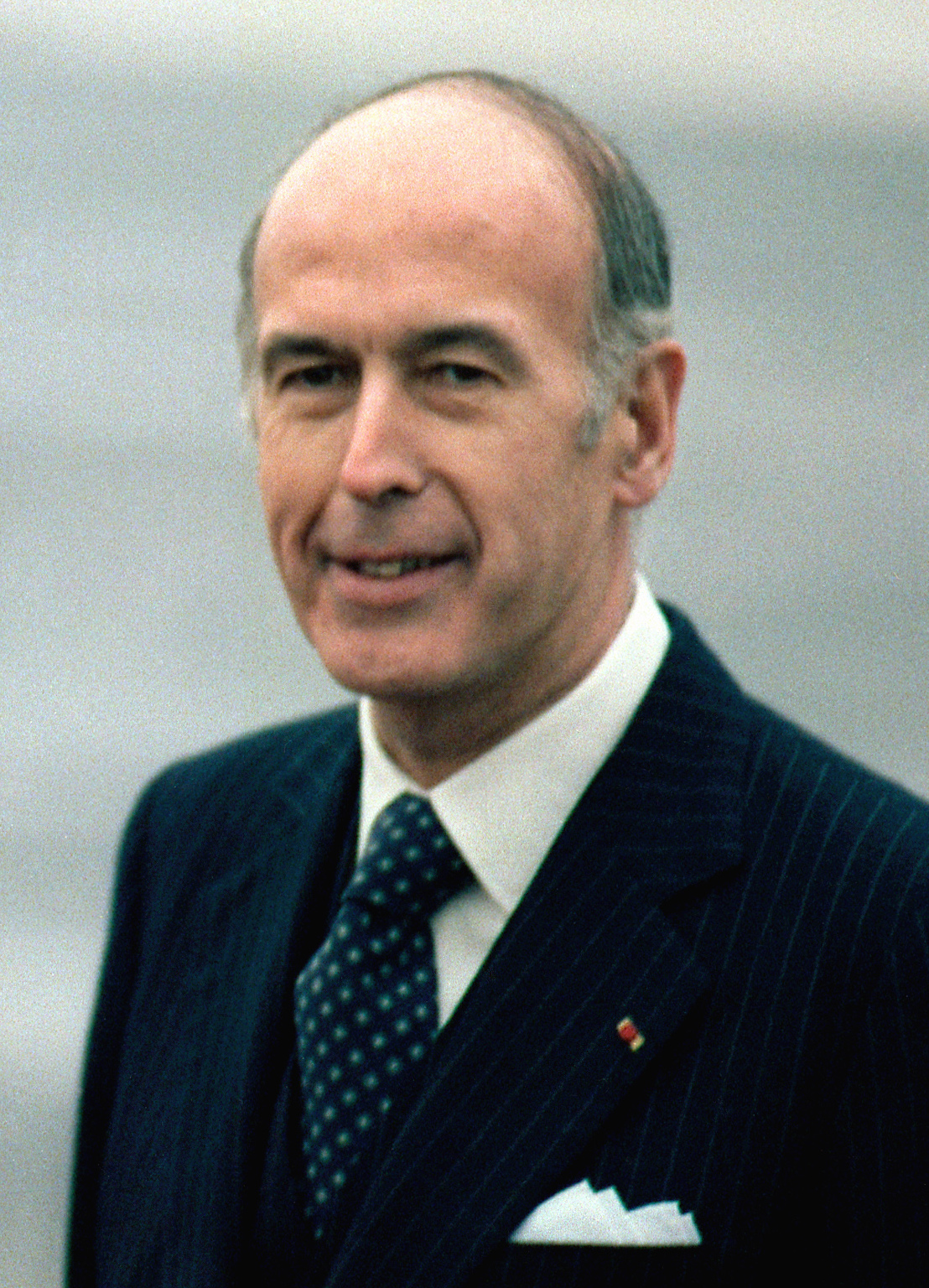 Valéry Giscard d'Estaing tot