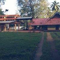 Vanchimoottil Devi Temple empleT in Kerala, India