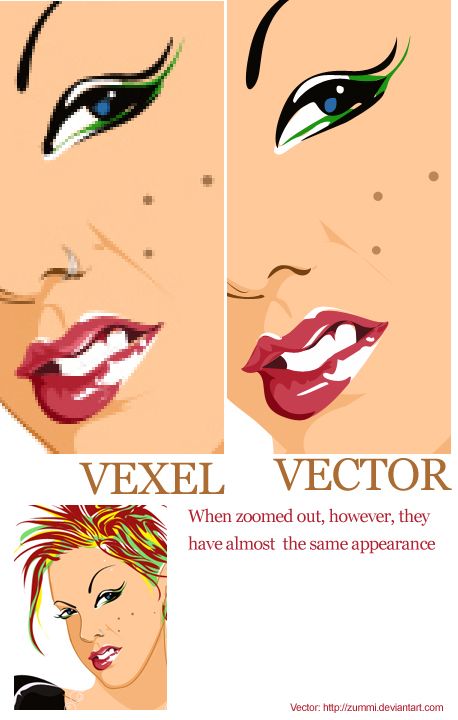 Vector Drawing Lines Examples : Vexel wikipedia