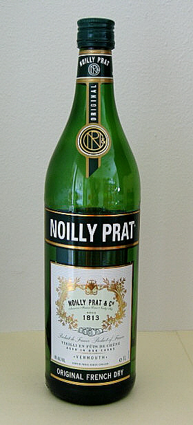 Noilly Prat is the company's French brand of v...