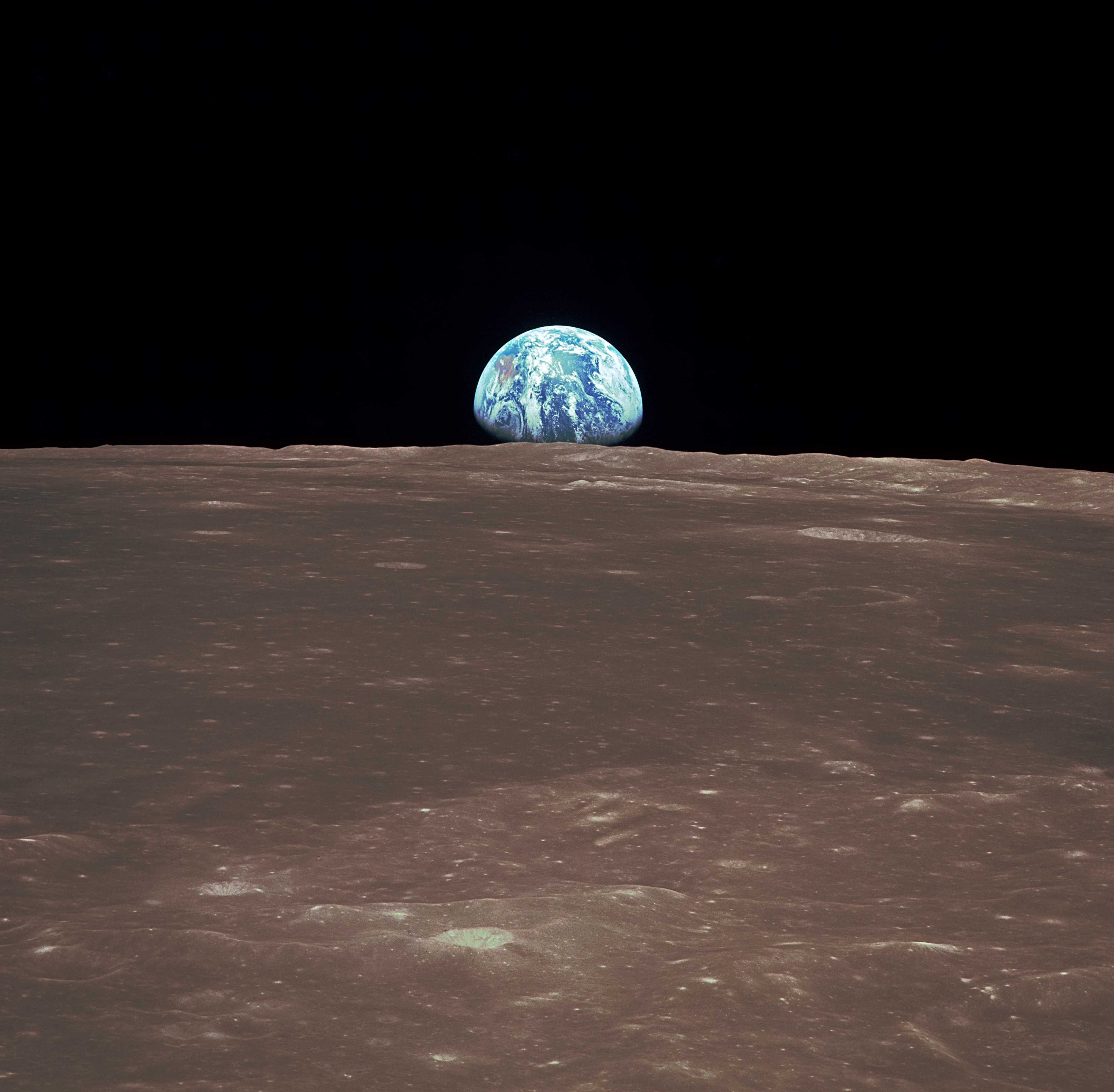 earth from moon apollo - photo #24