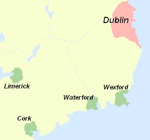 Thread haplogroup i in ireland