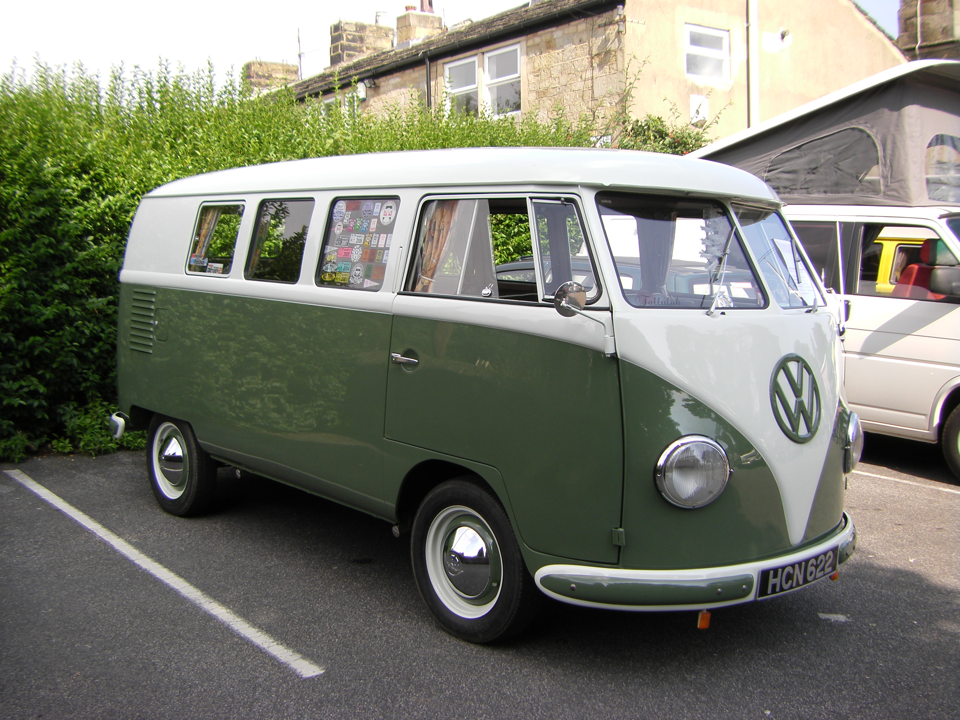 file volkswagen t1 camper early wikimedia commons. Black Bedroom Furniture Sets. Home Design Ideas