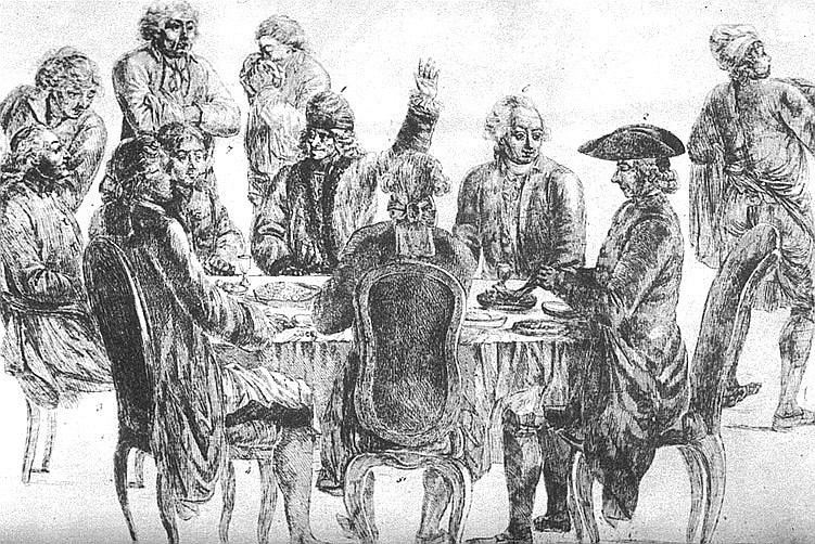 File:Voltaire and Diderot at the Café Procope.jpeg