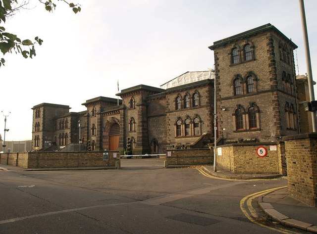 Belmarsh Prison Address For Letters