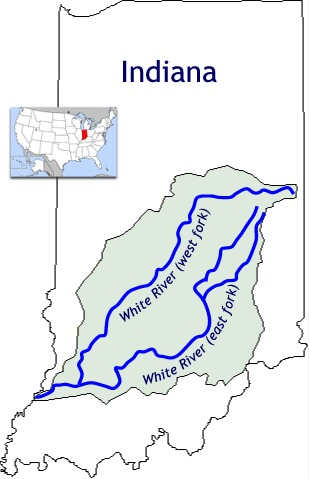 FileWhiteRiverIndianajpg Wikimedia Commons - Indiana rivers map
