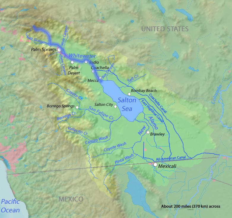Whitewater River California Wikipedia