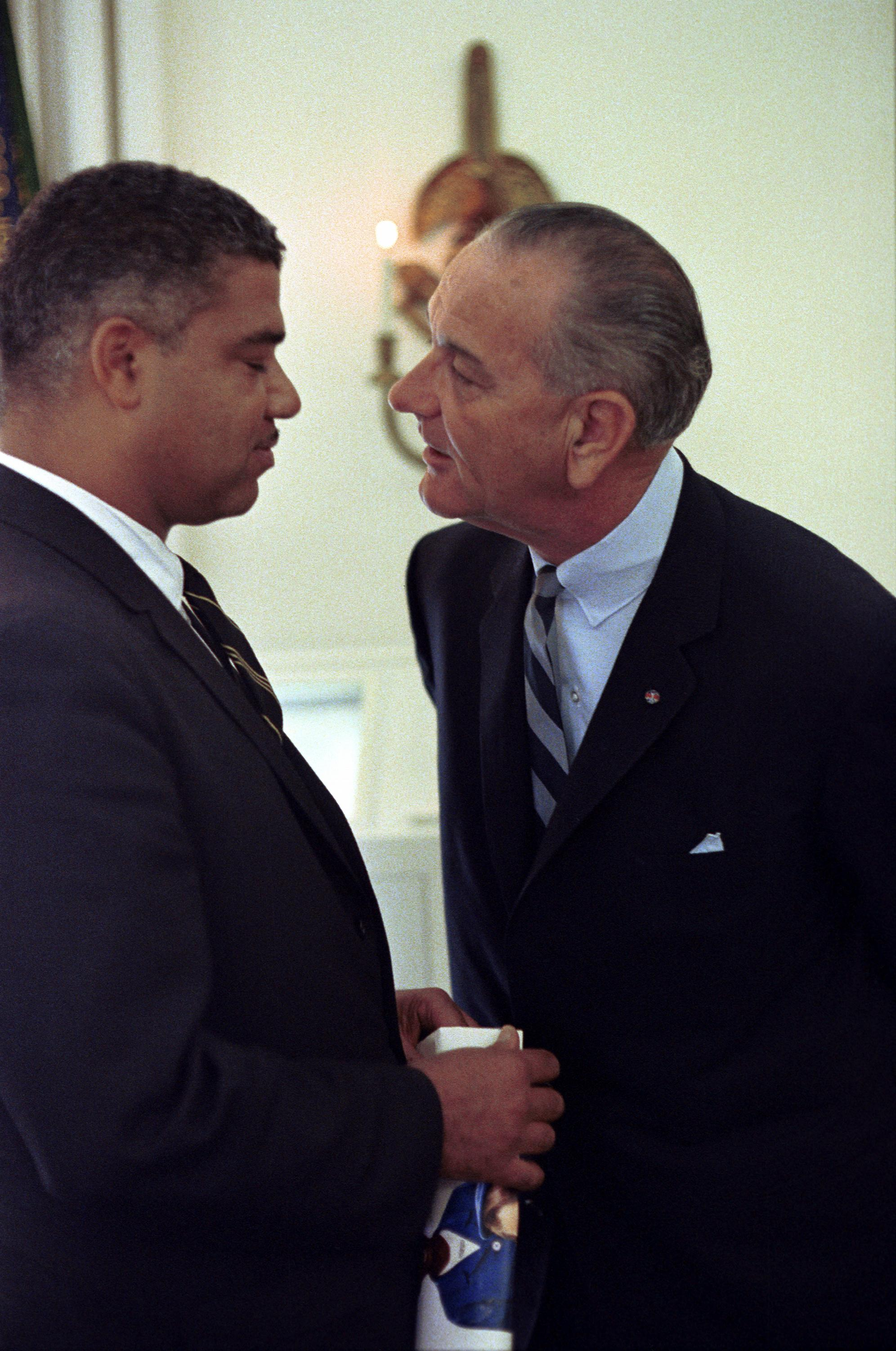 john henry faulk and lyndon johnson relationship