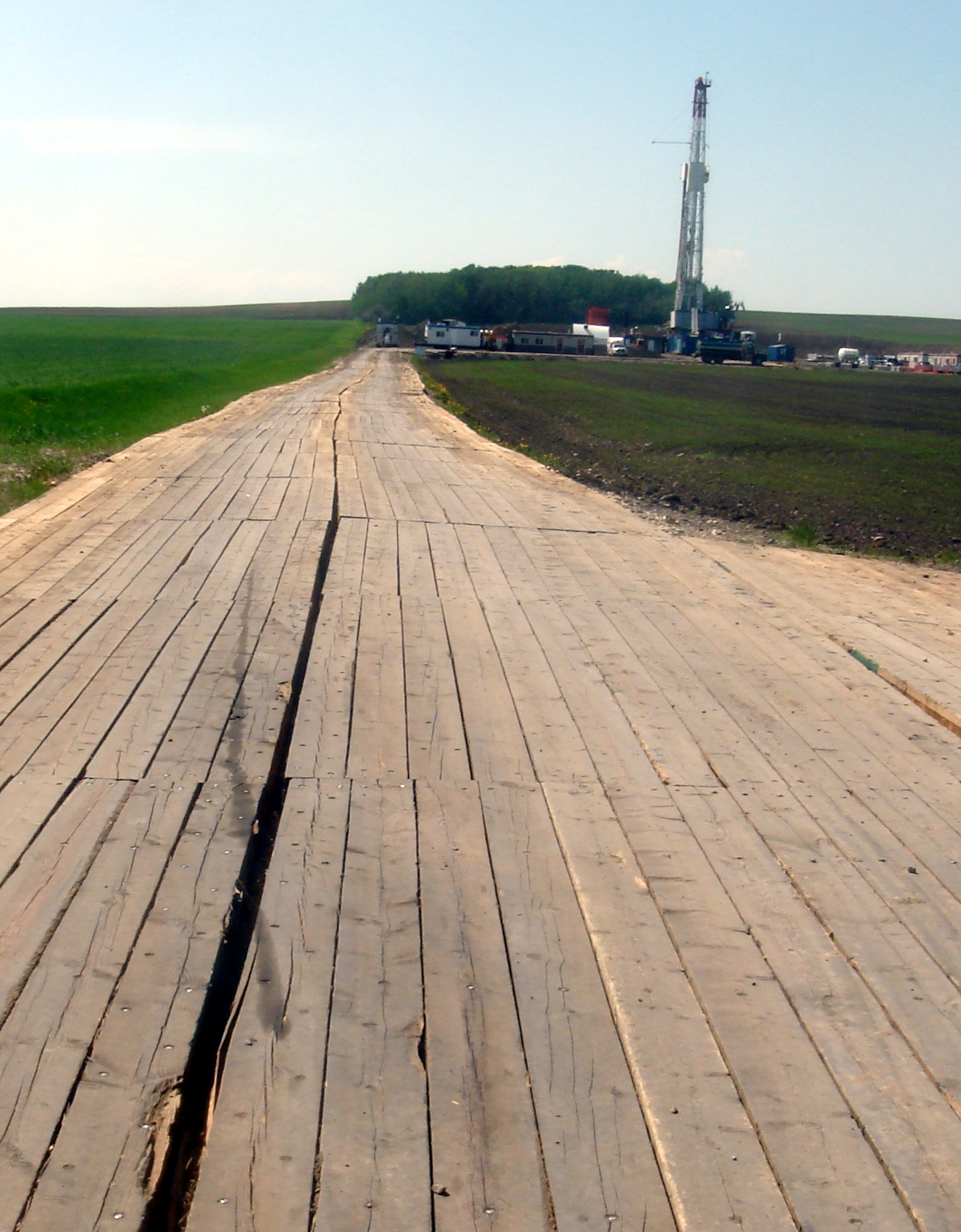 File wood mat road g wikimedia commons