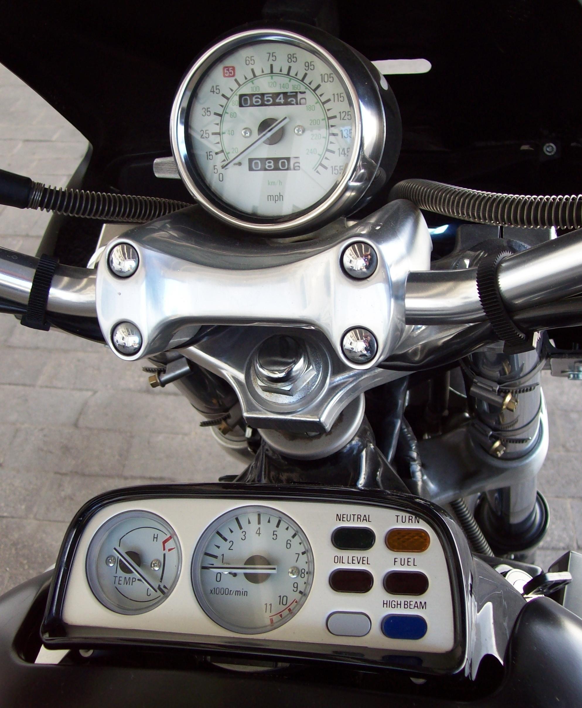 Yamaha Vmax Vs Harley Night Rod