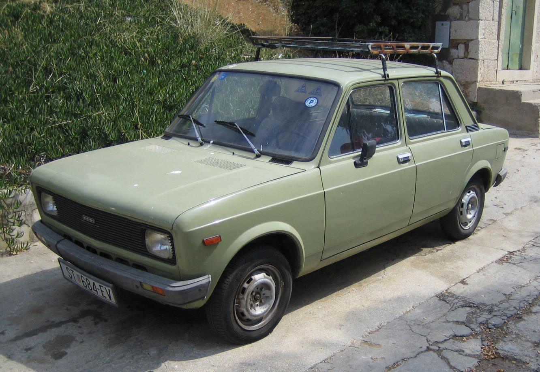 Fiat 500 Dimensions >> Zastava 128 — Wikipédia