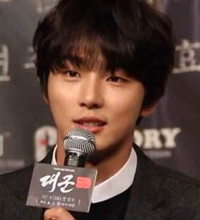 Yoon Shi-yoon South Korean actor