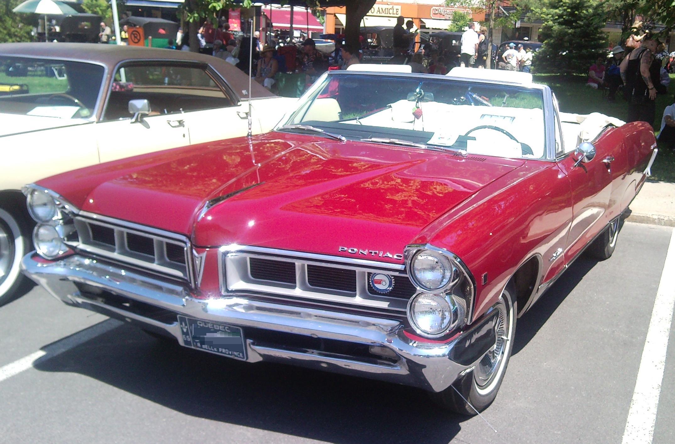 Old Pontiac Car Names