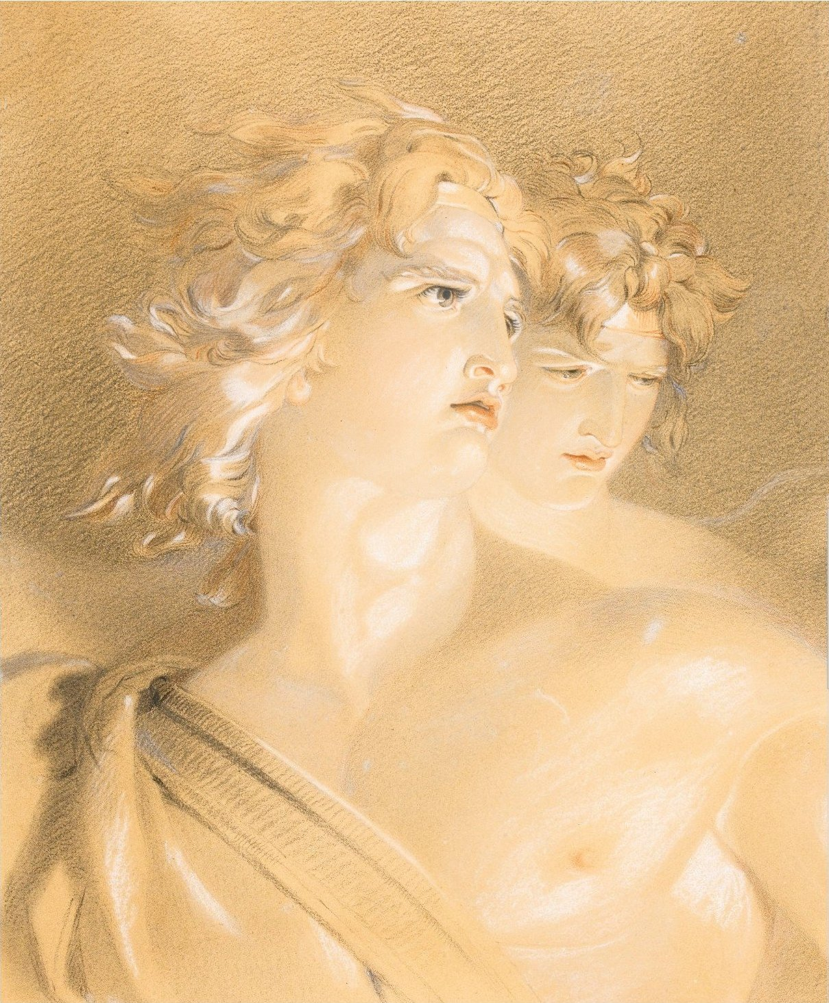 File:'Satan as the Fallen Angel' by Sir Thomas Lawrence ...