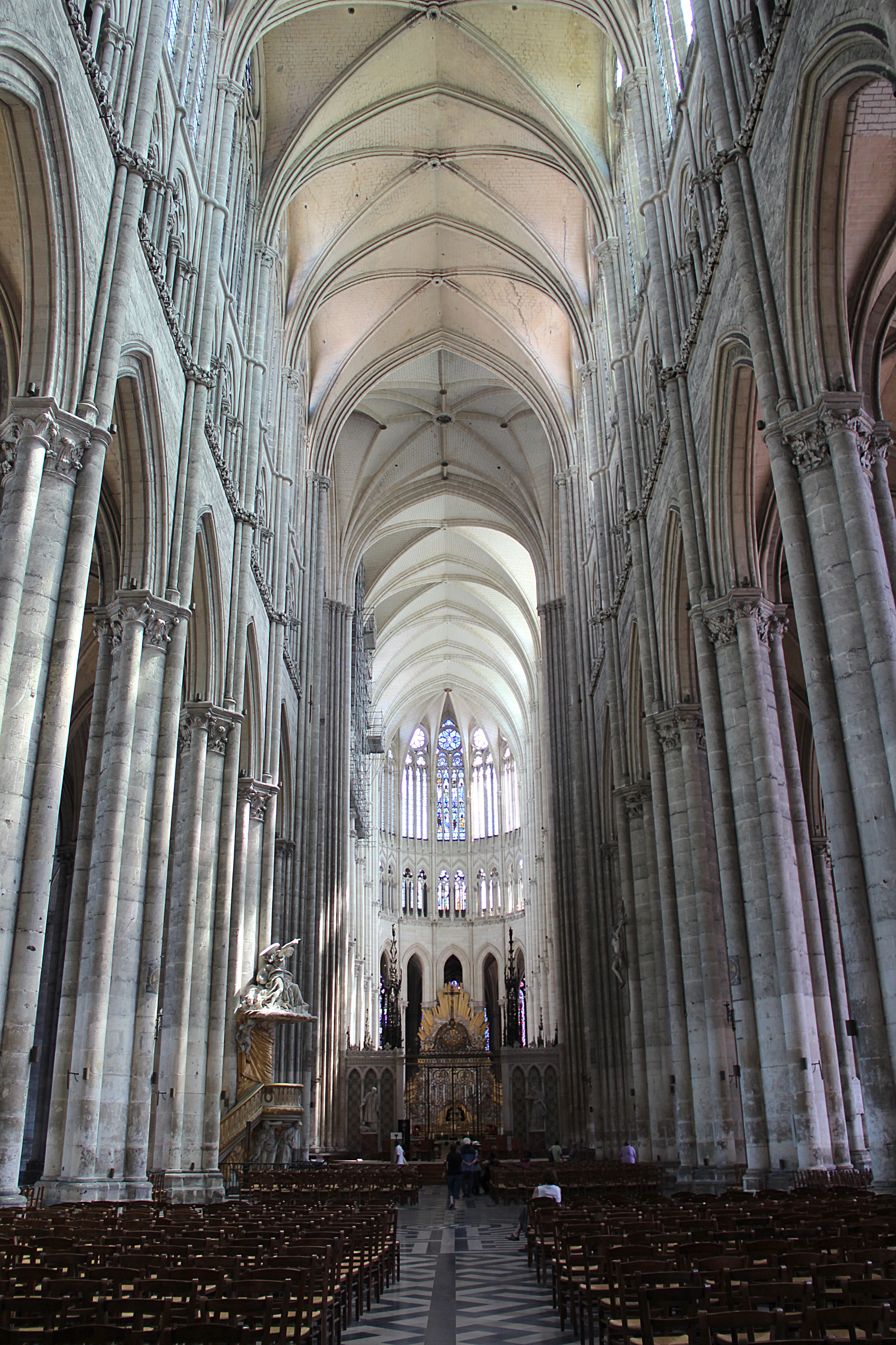The History of Chartres
