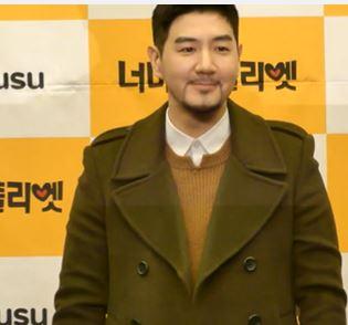 Han Sang-jin South Korean actor