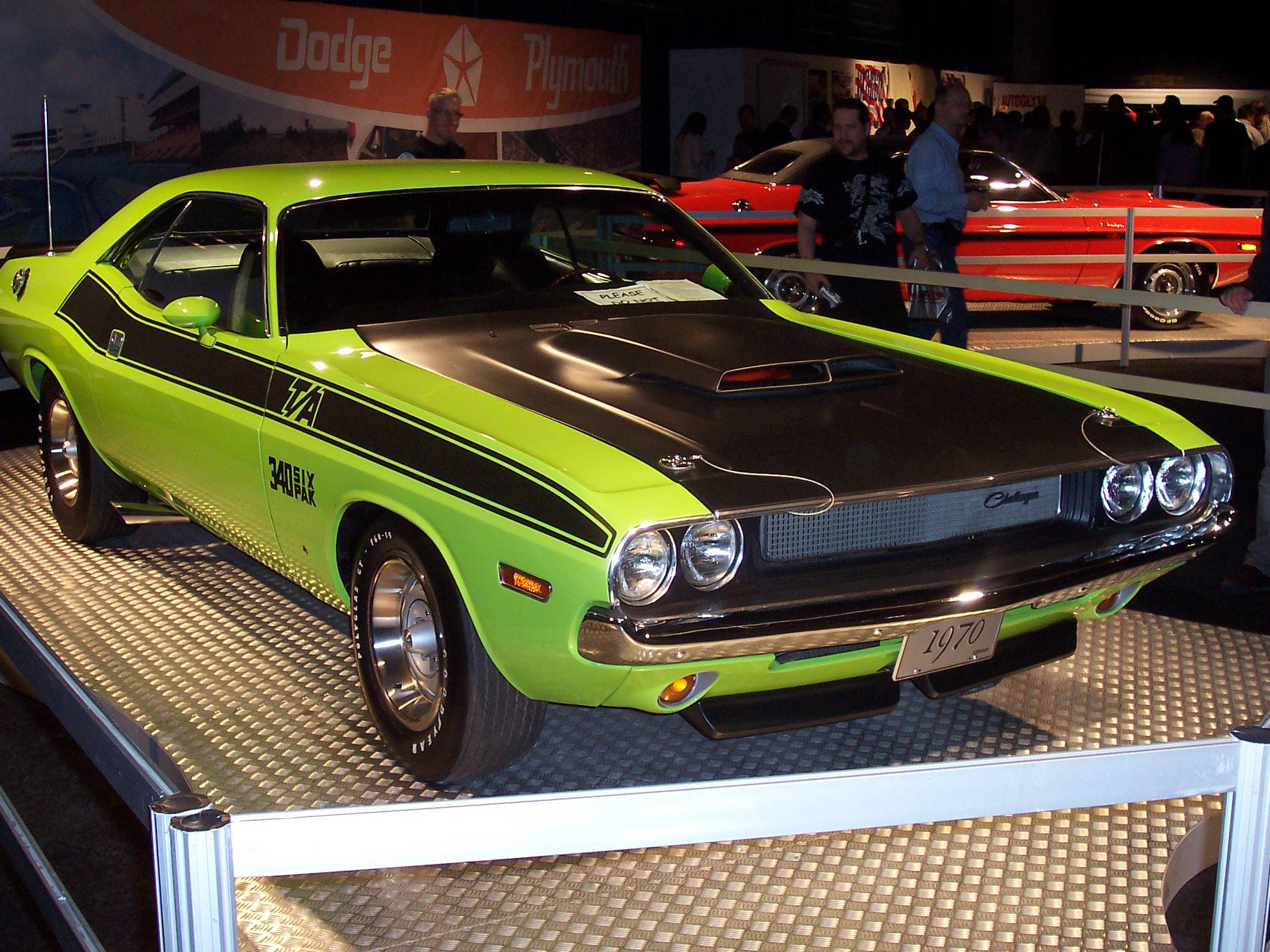 File1970 Dodge Challenger Transamjpg Wikimedia Commons