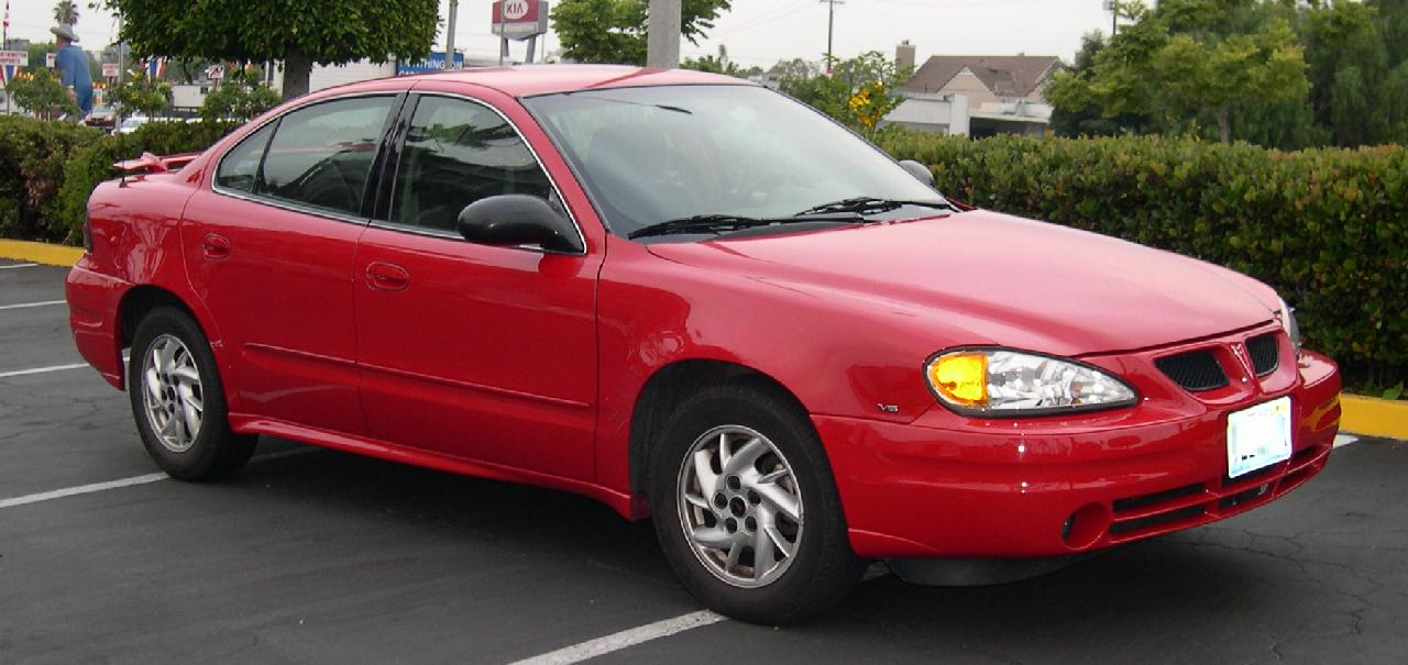 File 2005 Pontiac Grand Am Jpg Wikimedia Commons