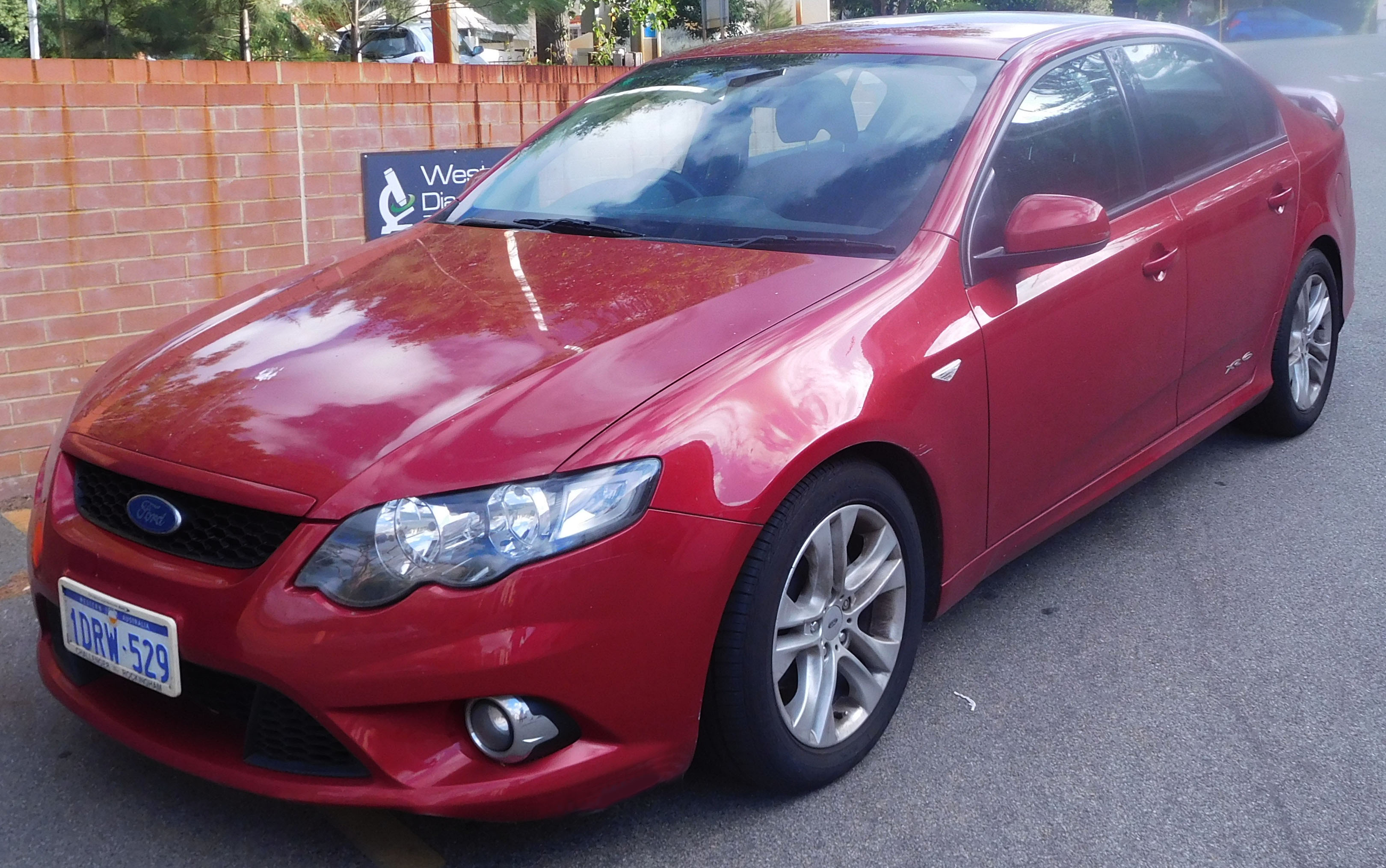 Ford Falcon Fg Wikiwand