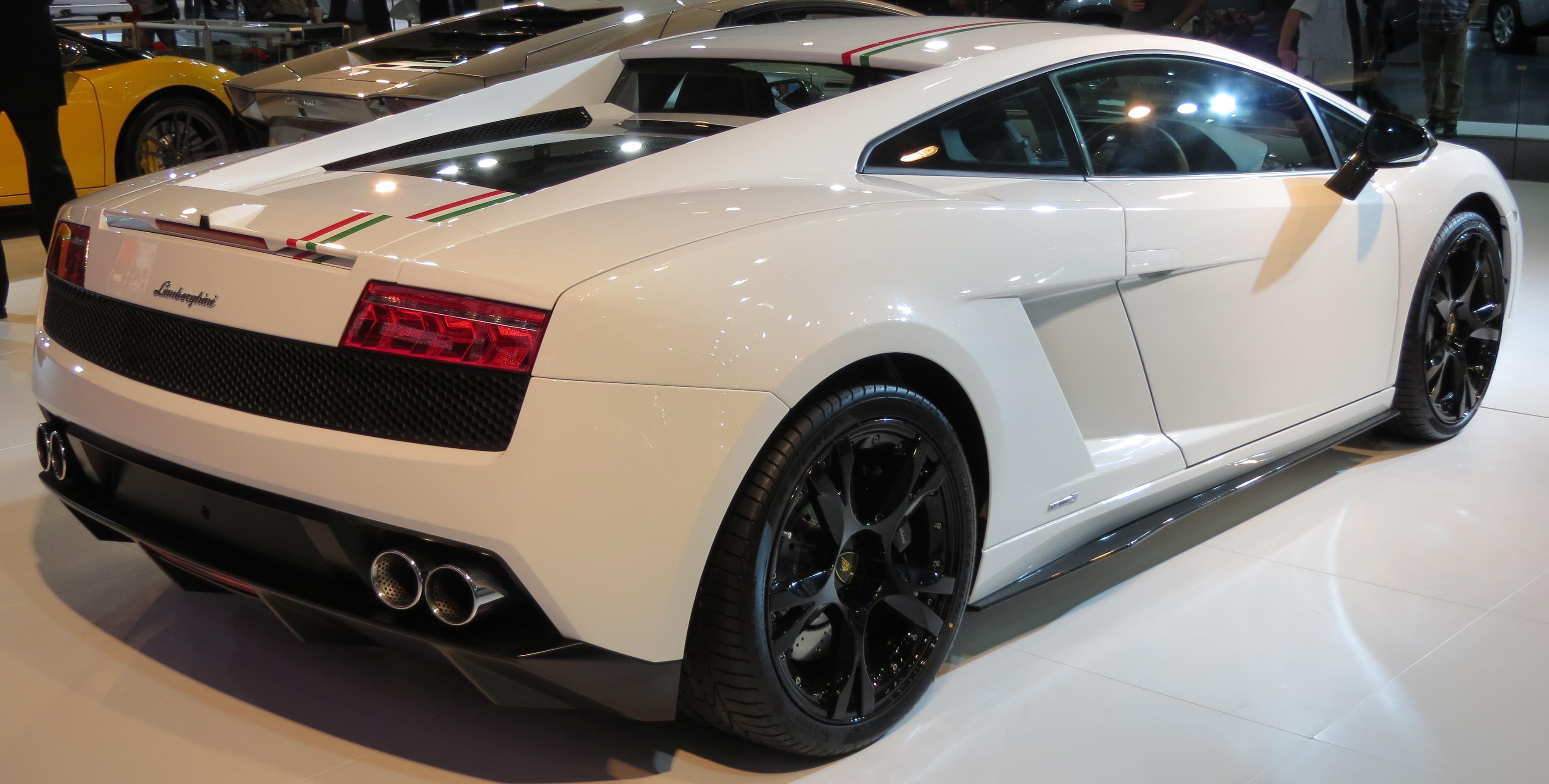 File 2012 Lamborghini Gallardo L140 Lp 550 2 Tricolore Coupe 2012