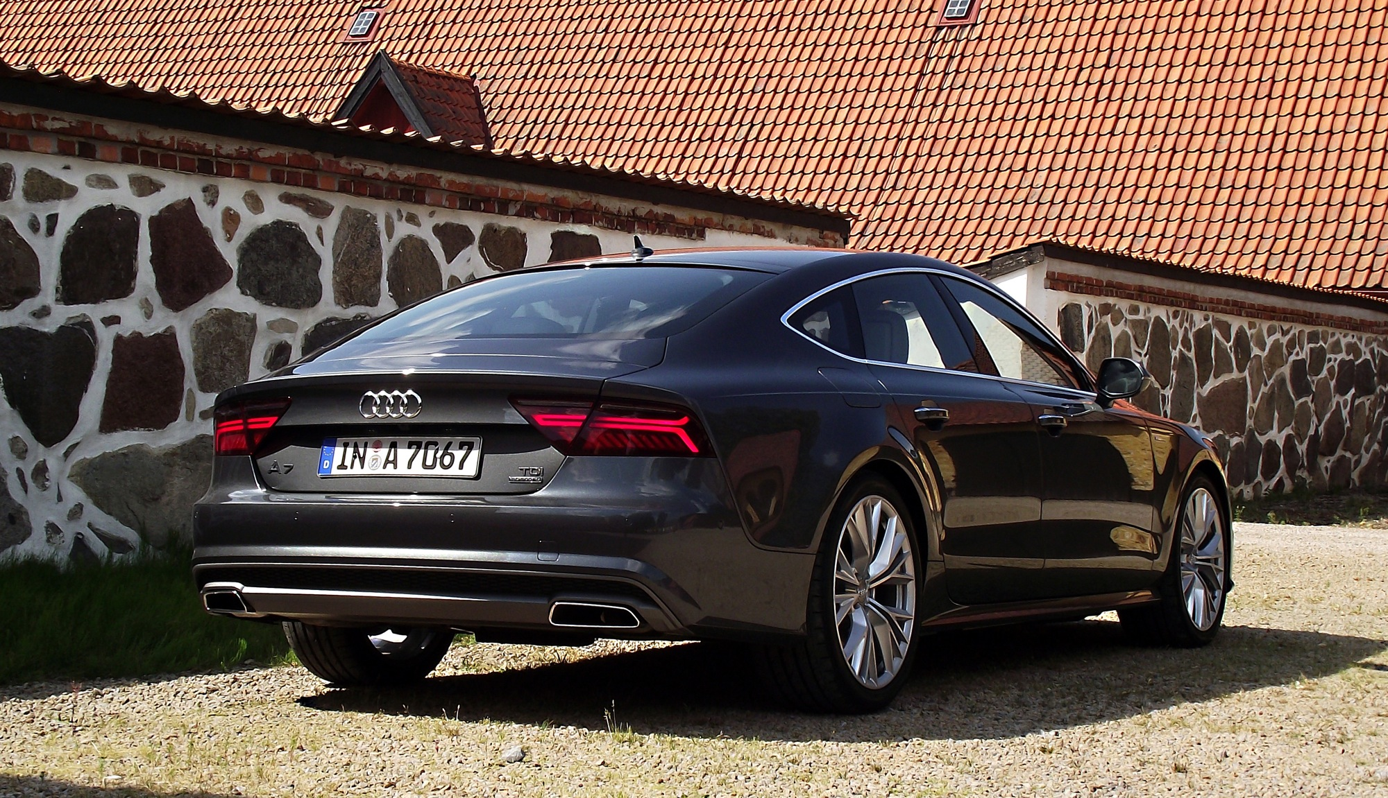 datei 2014 audi a7 sportback typ 4g facelift 3 0 tdi. Black Bedroom Furniture Sets. Home Design Ideas