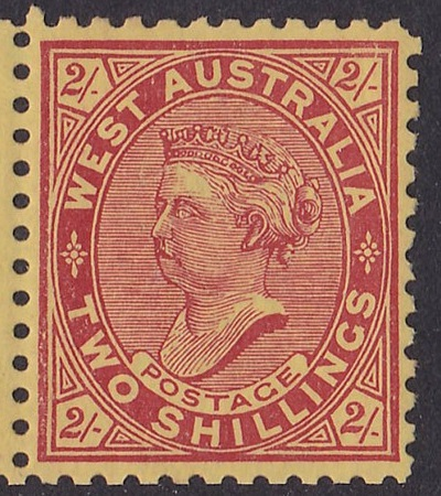 """West Australia"" on a 1902 stamp 2shillingsWestAustralia.jpg"