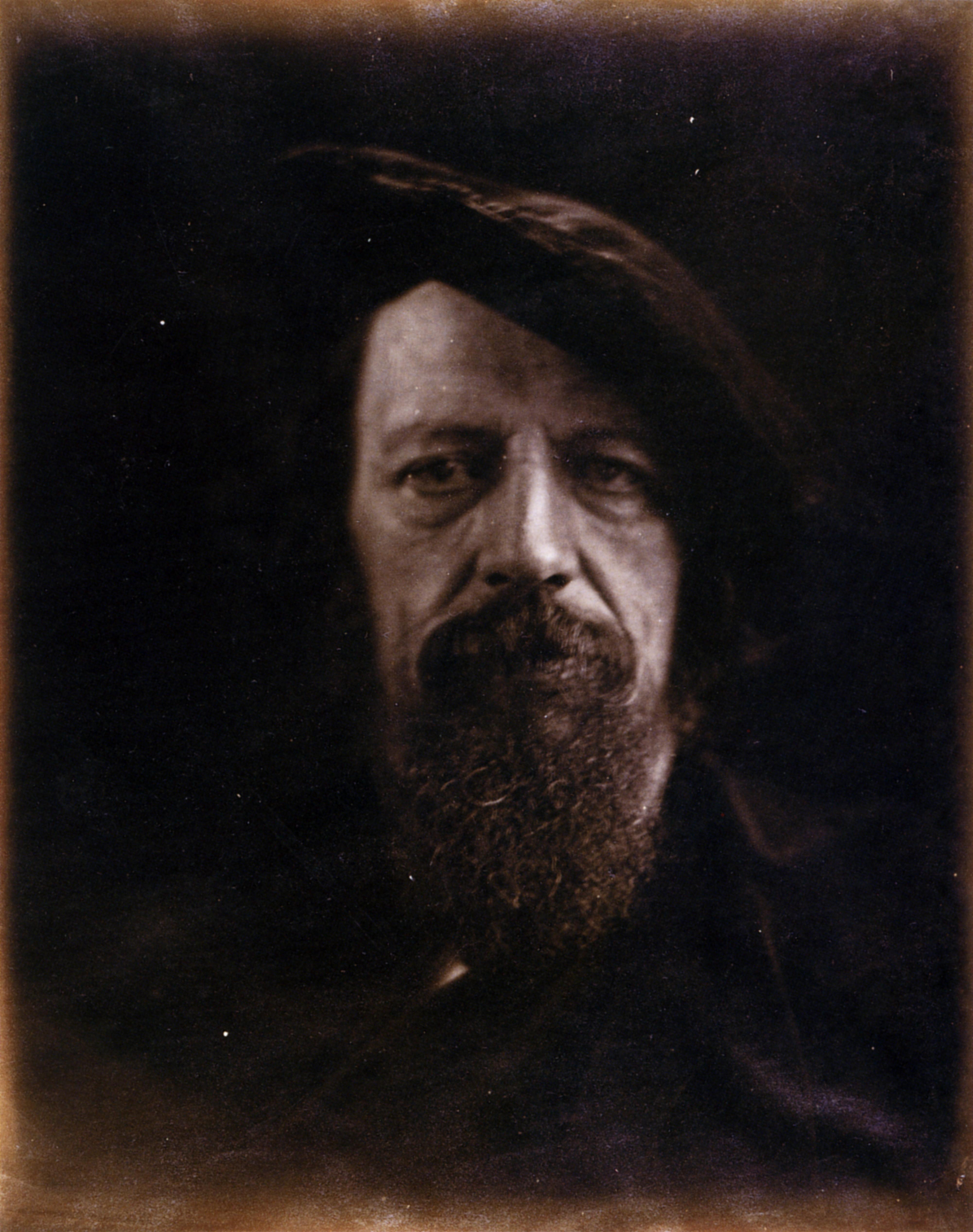 File Alfred Tennyson By Julia Margaret Cameron Jpg