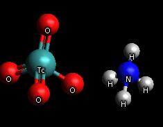 Ammonium pertechnetate isotopic compound