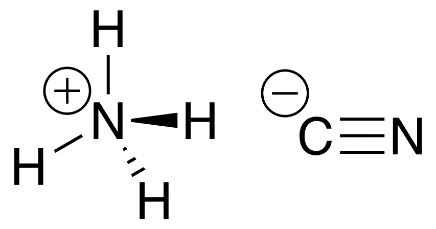 Ammonium Cyanide Wikipedia