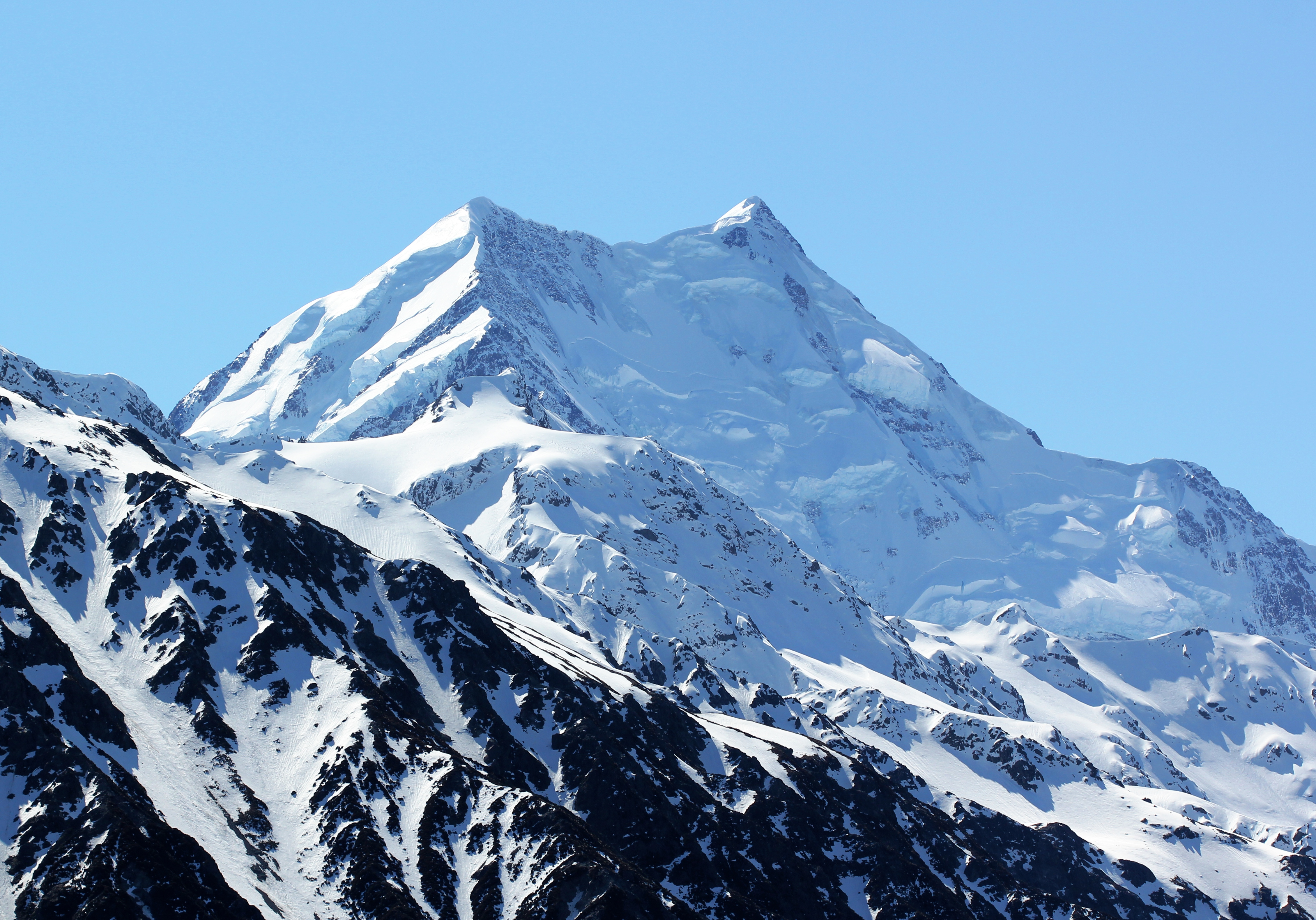 how to get to mount cook