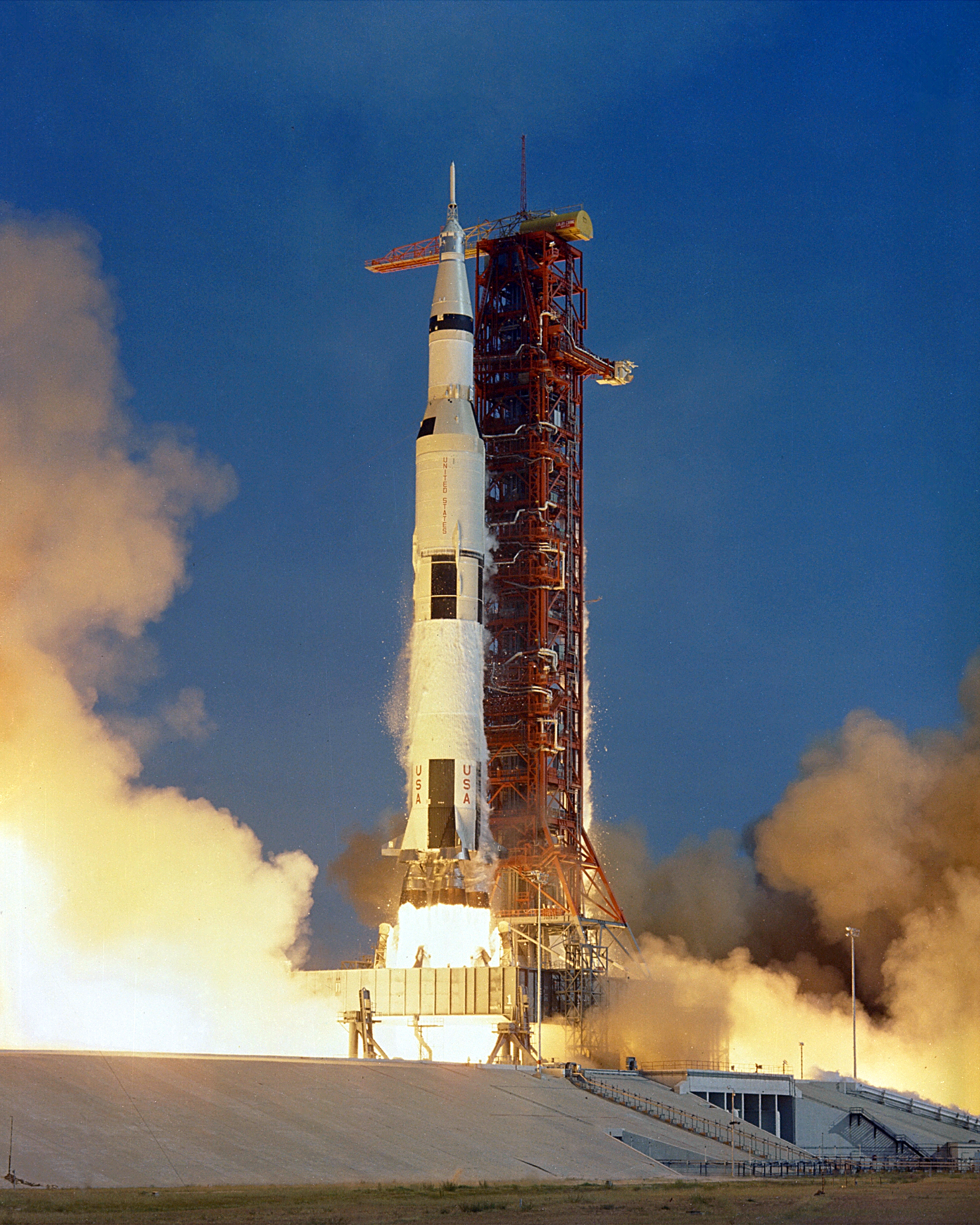 apollo 11 launch - photo #7