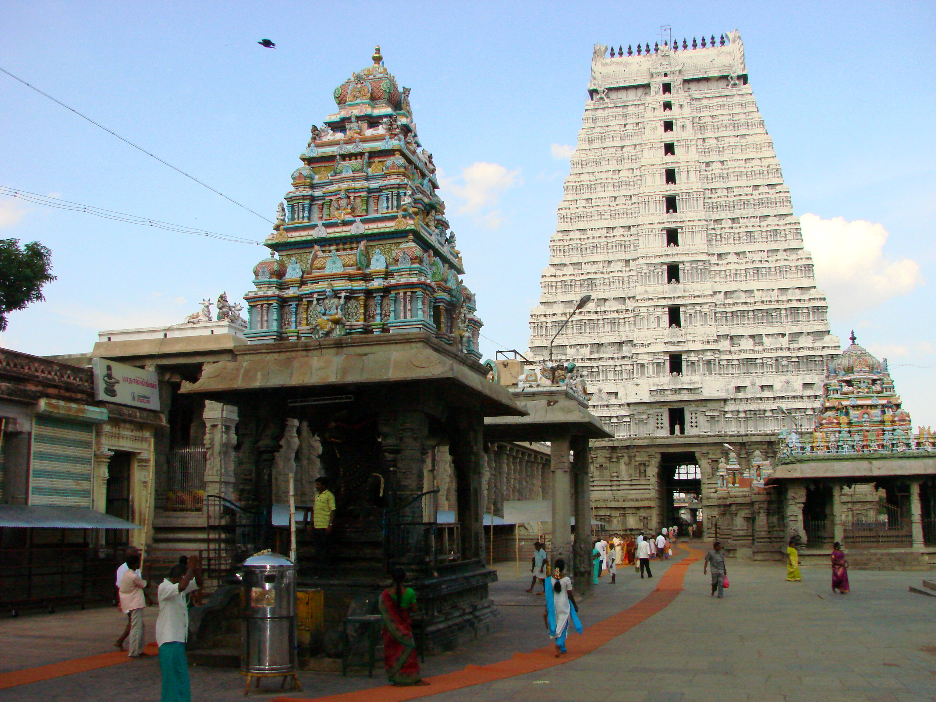File:Arunchaleshvara Temple - Tiruvannamalai - India.JPG - Wikipedia ...