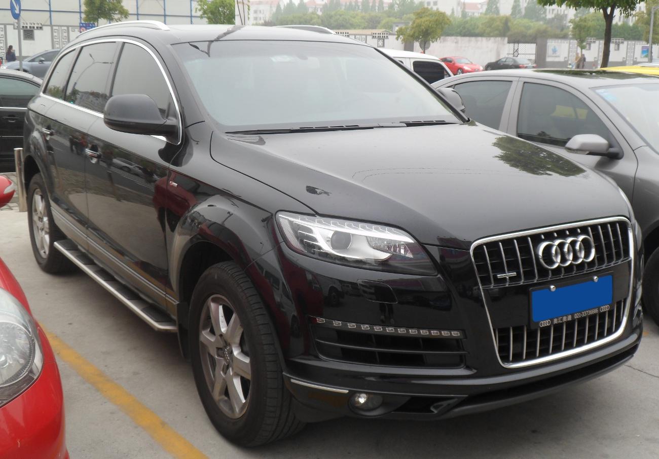 Audi q7 v12 tdi фото 38497