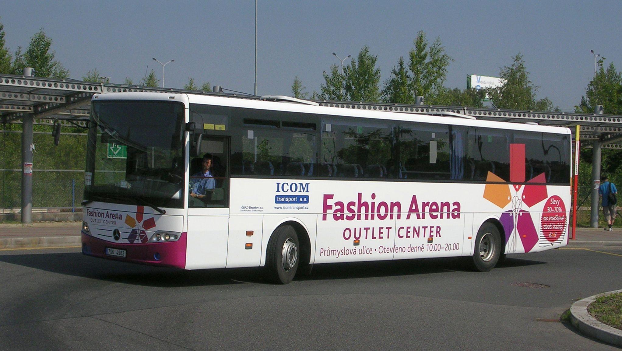 Fashion Arena Prague Outlet Praha  Tschechische Republik