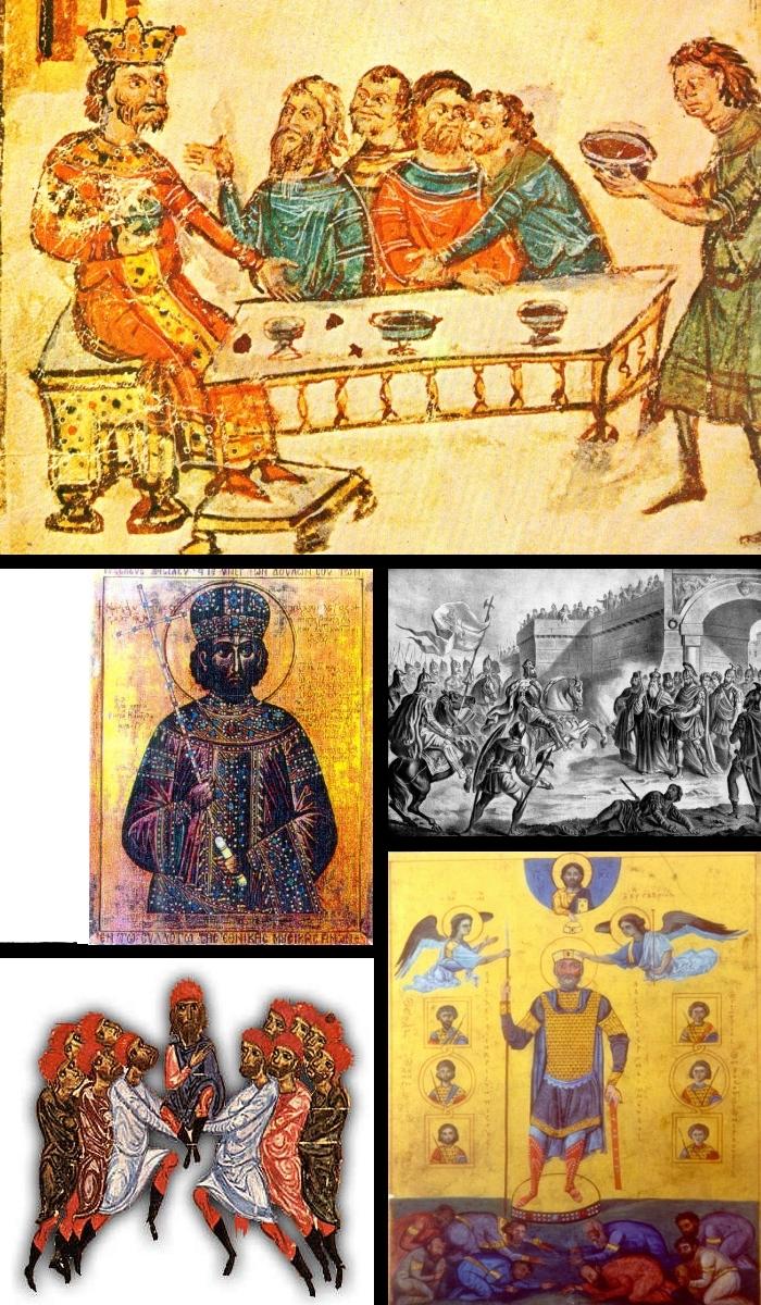 """Резултат с изображение за """"Българо-византийски войни: Започва Обсадата на Варна."""""""