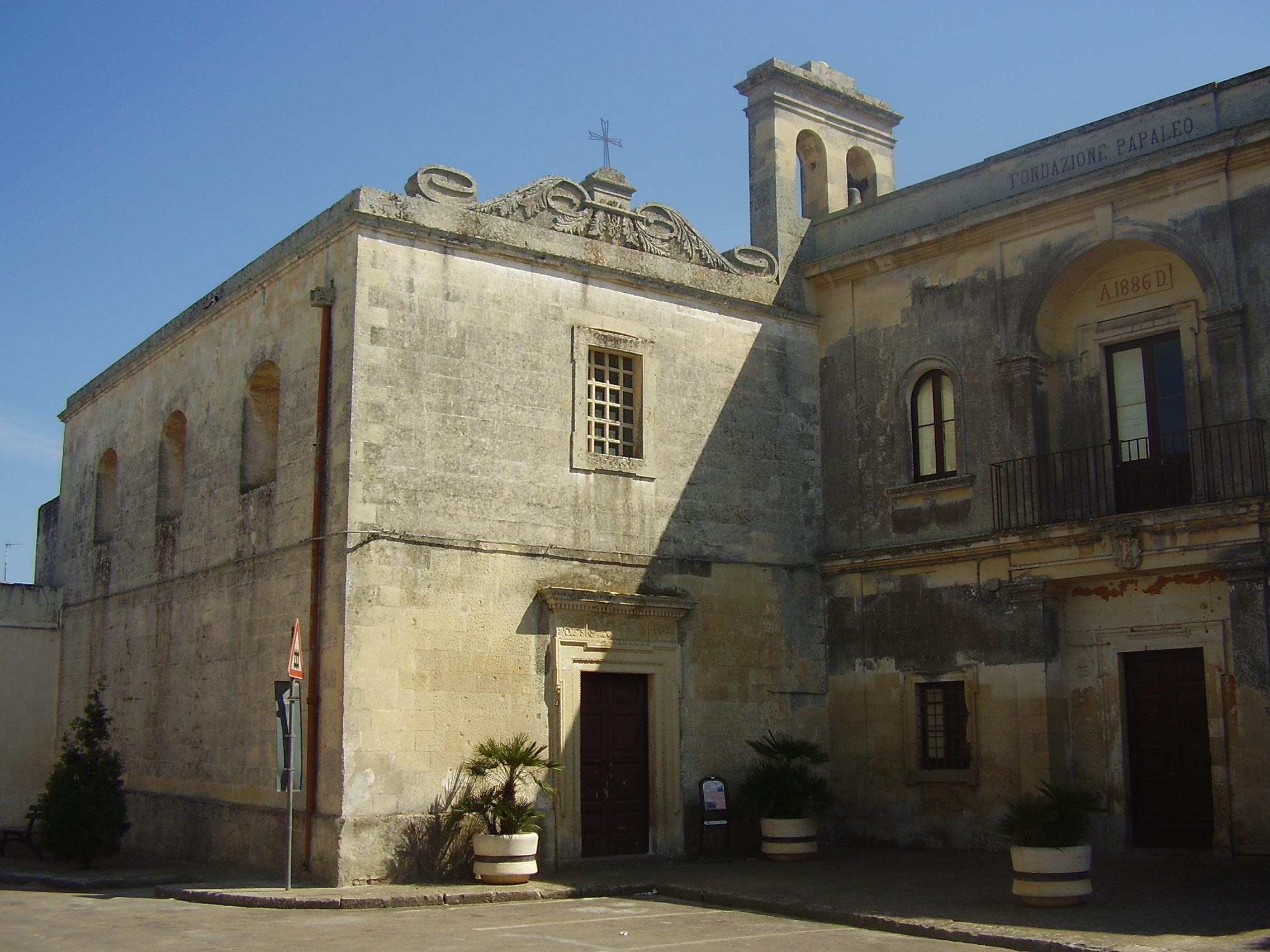 File bagnolo del salento chiesa dei - Bagnolo del salento ...