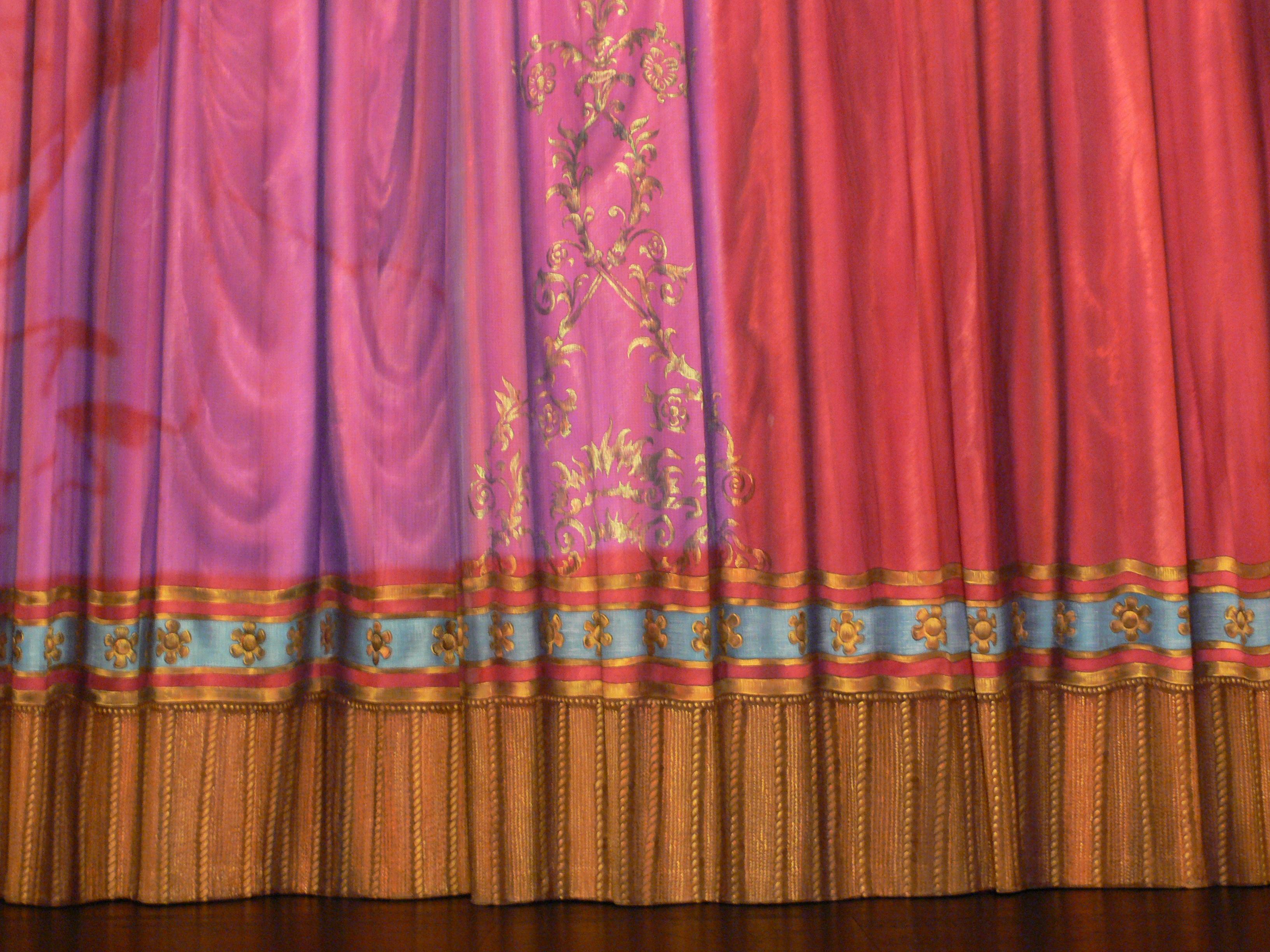 Vorhang Theater Galerie : Vorhang piemont by anna lehmann brauns on artnet