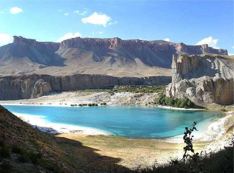 Band-e-Amir Bamyan
