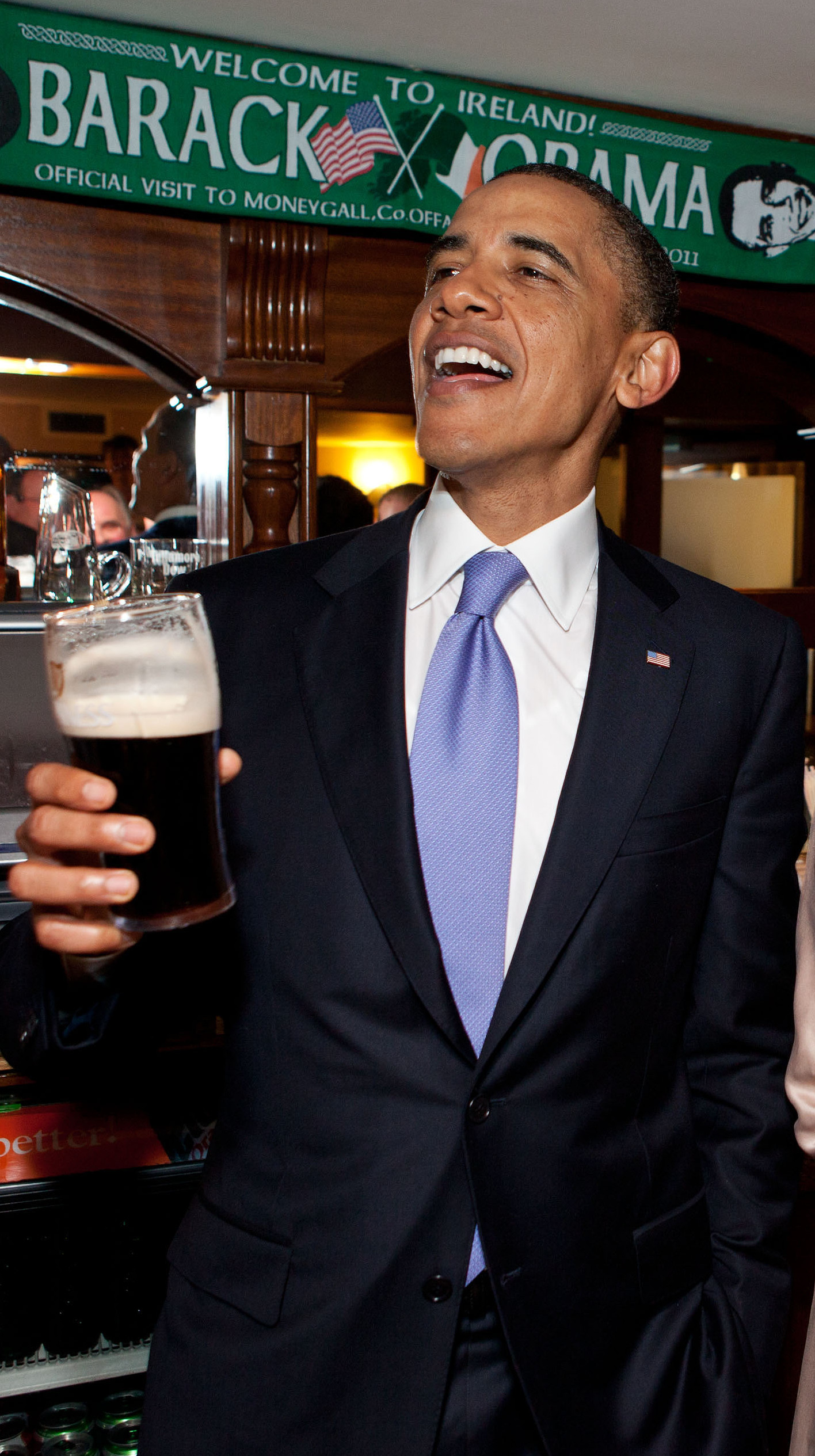 Image result for obama in ireland